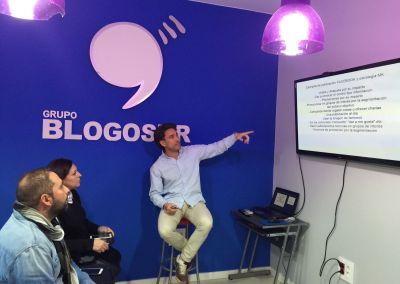 Alumno del Curso de Community Manager de Blogosur