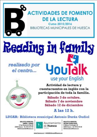 Reading in family