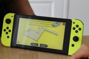 Nintendo Labo Voertuigenpakket bouwen