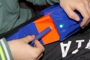 Nerf N-Strike Elite Infinus Speed-Load