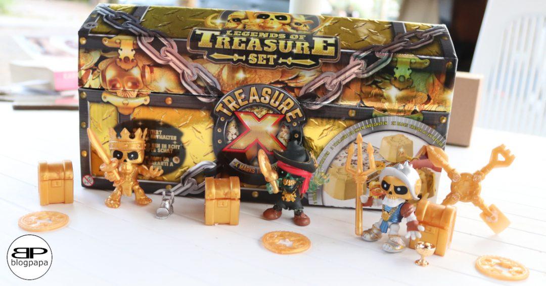 Treasure X Schatkist