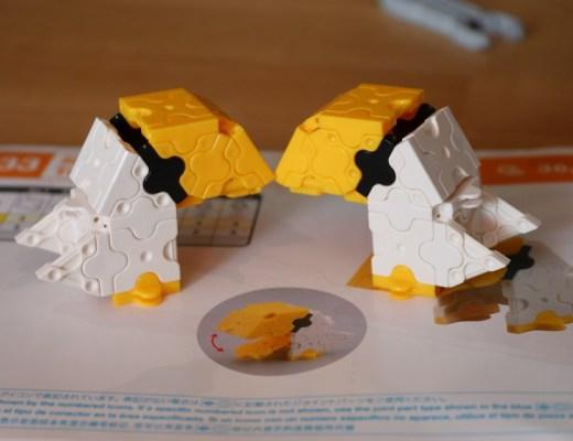 laq bouwen met steentjes