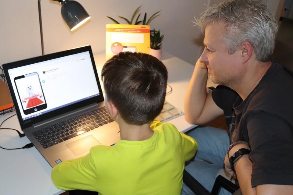 progammeren en coderen voor kinderen 8 jaar
