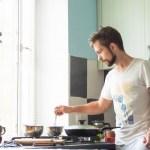Koken? Dat kunnen wij mannen ook!