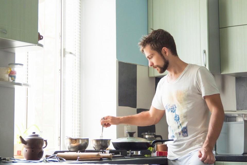 koken voor mannen