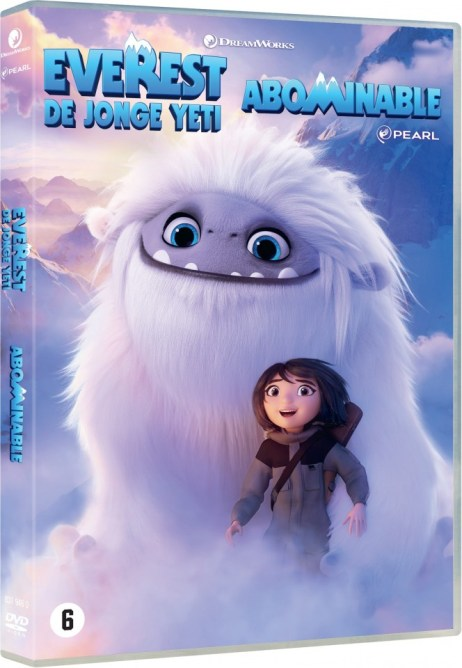 Everest de jonge Yeti omslagfoto