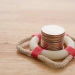 Geld lenen of blijven sparen?