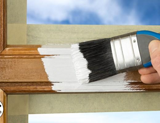 Een maandje geleden moest ik er dan toch aan geloven: het schilderen van de buitenkozijnen. In deze blog lees je beginner tips voor schilderen