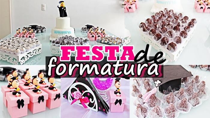 COMO FAZER FESTA DE FORMATURA EM CASA | POR CAROL GOMES