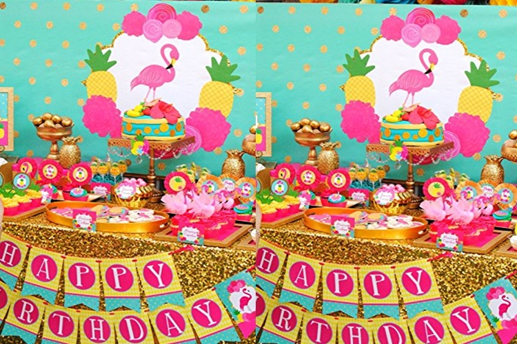 Como Fazer Uma Festa De Flamingos Faça Você Mesma