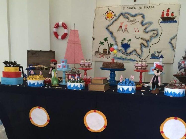 IDEIAS FESTA PIRATA