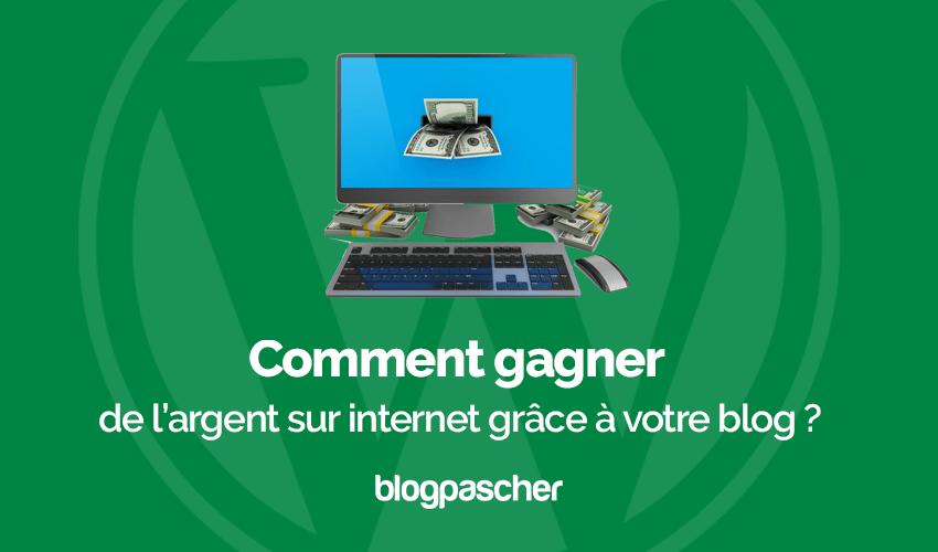 Pouvez Vous Gagner Argent Internet Grace Blog