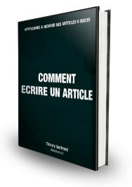 Comment Rédiger Un Article (eBook)