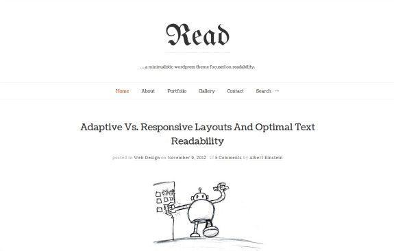 leia-wordpress-theme