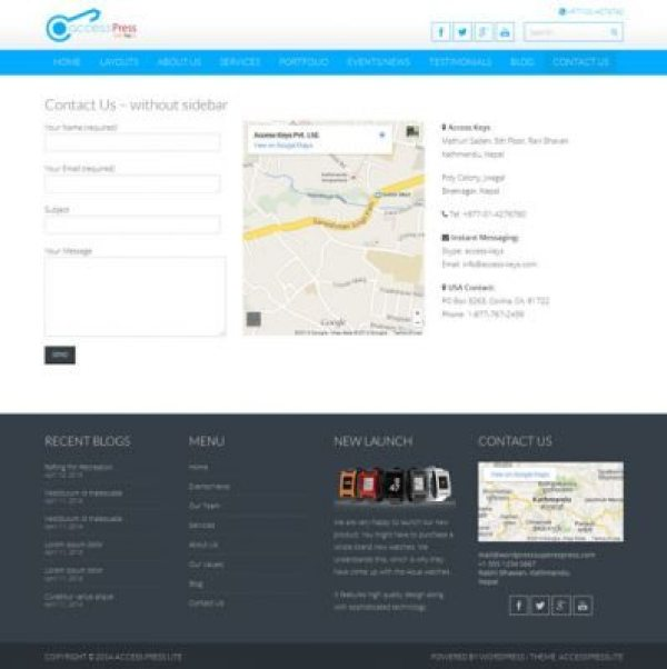Contact-us-page