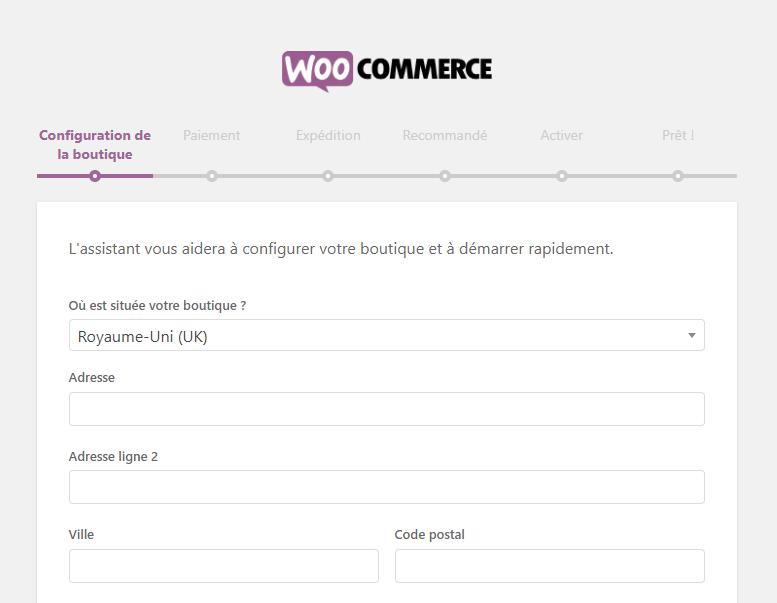 0ddb6941555 Vous remarquerez ensuite qu il y a deux nouveaux menus disponibles sur la  barre latérale gauche de votre tableau de bord. Il s agit de « WooCommerce  » (qui ...