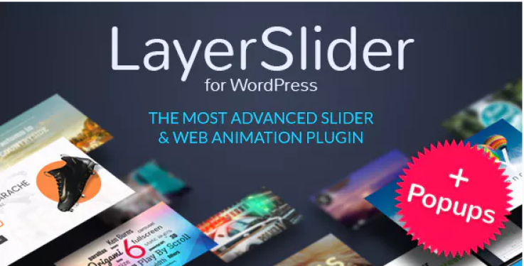 Responsywny dodatek WordPress Slider do LayerSlider