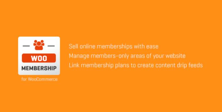 WooCommerce Membership plugins wordpress creer espace membres proteger contenu