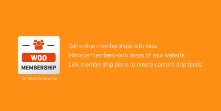 créer un espace membres - WooCommerce Membership plugins wordpress creer espace membres proteger contenu