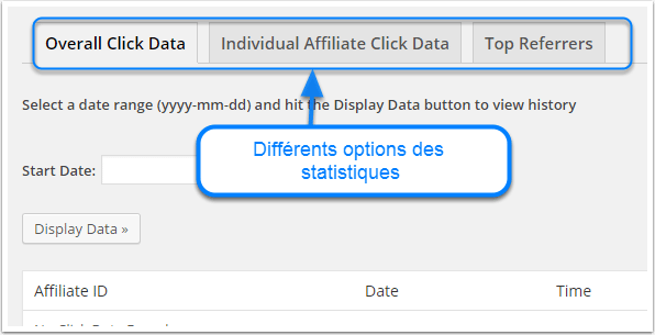 options-des-statistiques