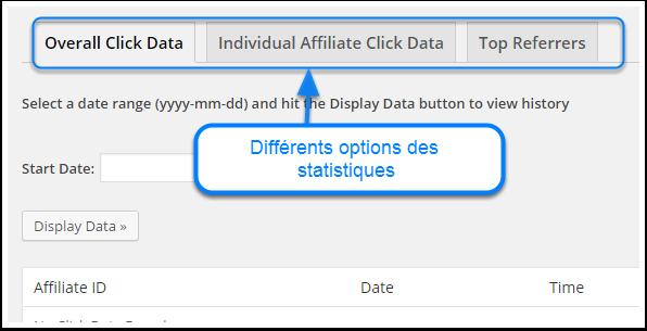 Options-of-statistics