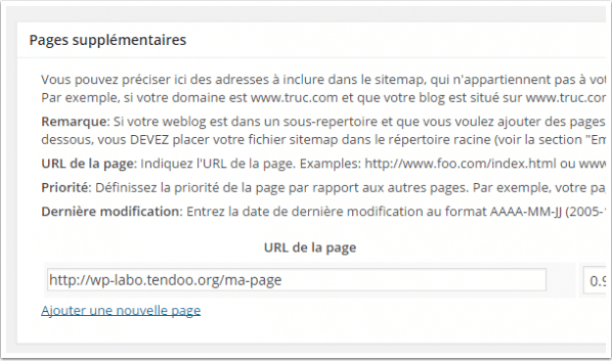 options-pages-supplémentaires