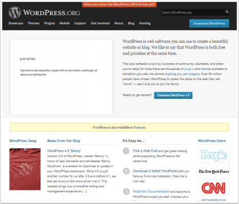 WordPress-платформа-The-КМВ