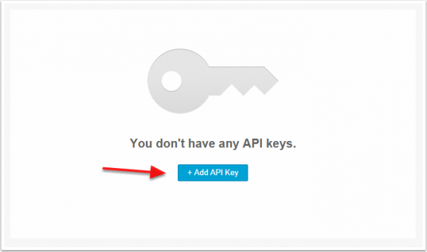 Create-A-новые-API-ключей