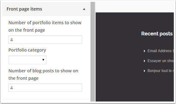 option-front-page-items
