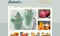 ricette: un tema wordpress per creare il sito blog di cucina ... - Creare Un Blog Di Cucina