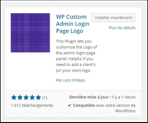 WP-custom--admin login-page-logo