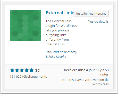 external-links-plugin-tableau-de-bord