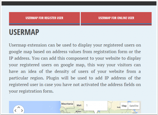 utilizador registado-map-de-ouro-online