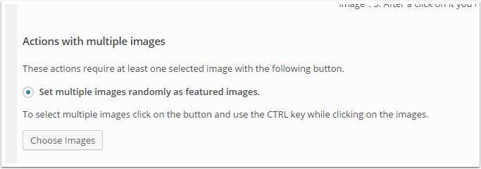 Ação-on-multiple-image