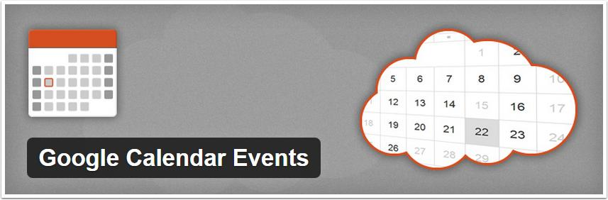 google-calendar-events-plugin