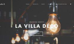 Студия-8-тема-WordPress-к-Create-A-сайт-d'entreprise