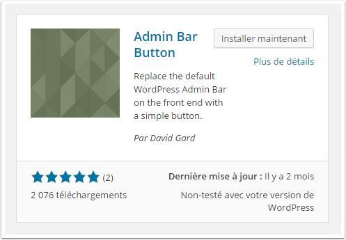 administrador bar-botão-instalação-table-Debord