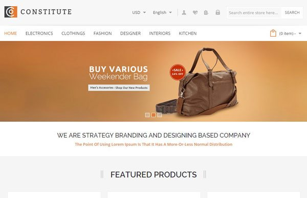 20 th u00e8mes magento pour cr u00e9er un magasin de v u00eatements en