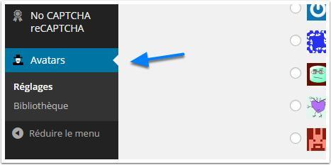 Меню-аватар-WP-пользователи
