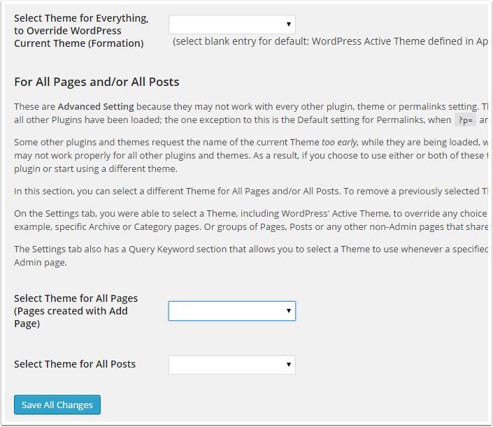 Cuántos temas en un sitio de WordPress | BlogPasCher