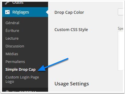 simple-drop-cap-menu