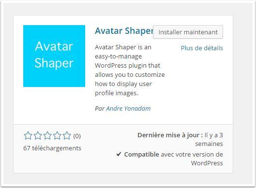 avatar-shaper-instalação