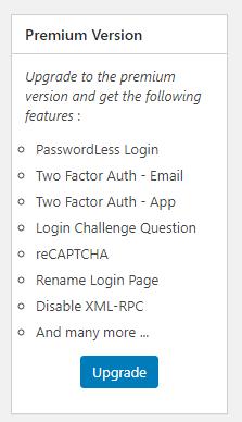 proteger page connexion blog wordpress loginizer blogpascher 2