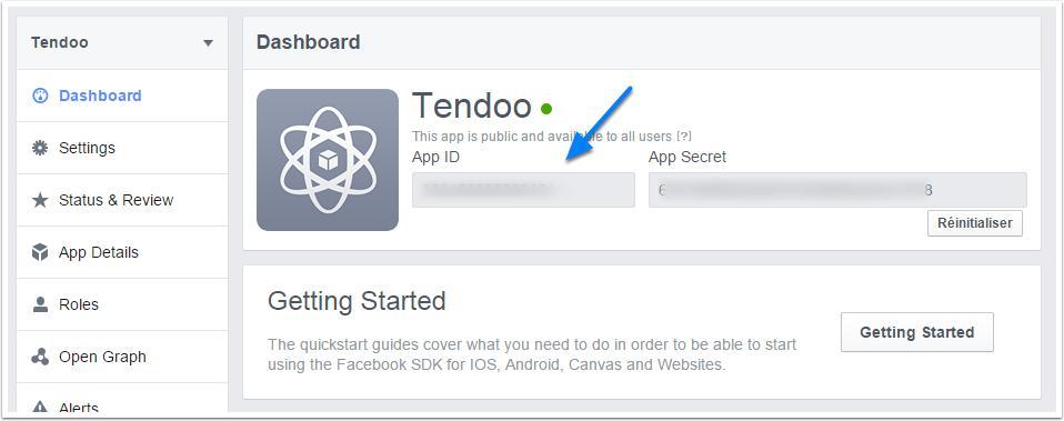 Rendering-kumul-app id facebook