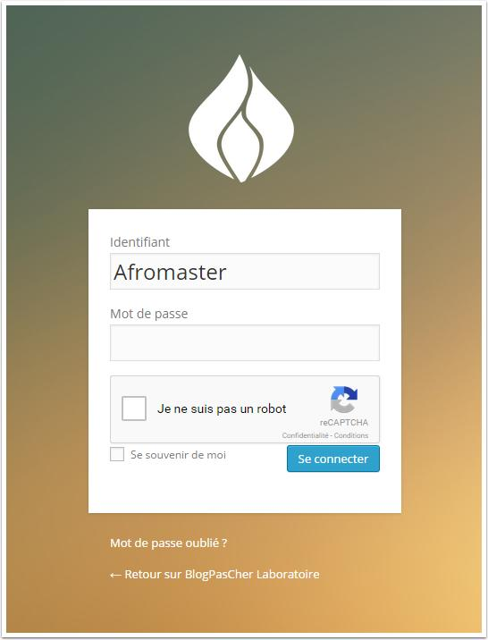 resultat-login-customizer