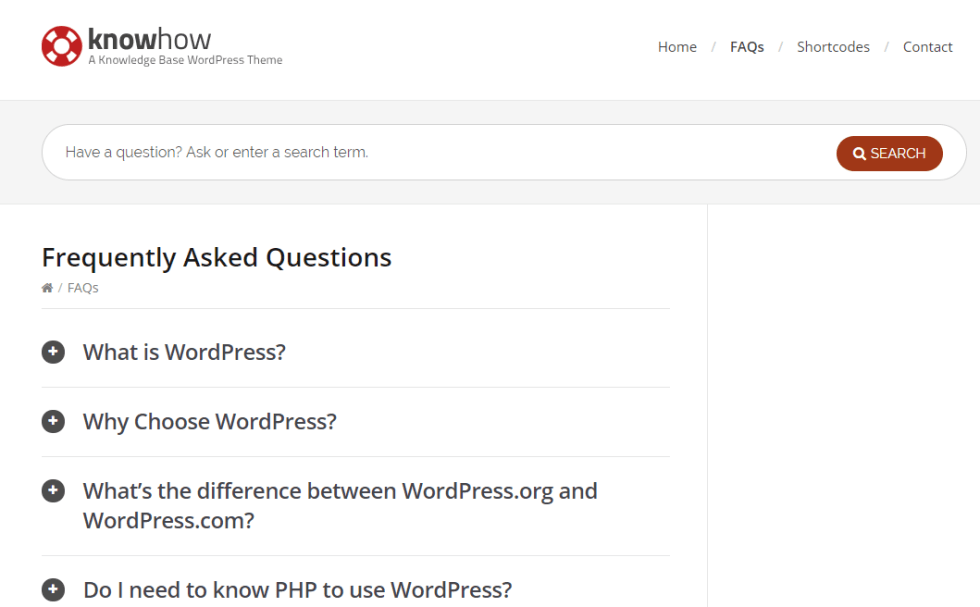 KnowHow comment creer wiki wordpress 1