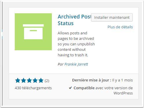 pós-status-Instalação arquivado