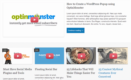 6 WordPress plugins para vídeo en YouTube autores | BlogPasCher