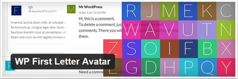 wp chữ-avatar