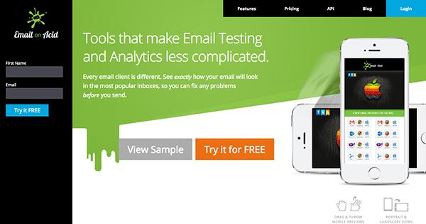 Email-кислотная